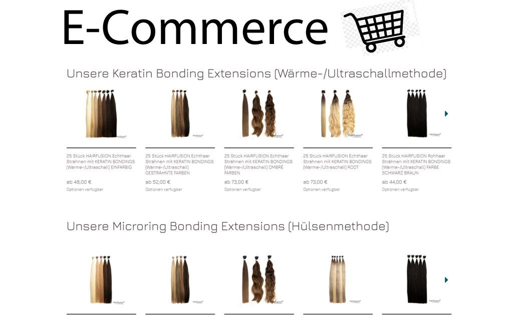 Suchmaschinenoptimierung für Shops / E-Commerce
