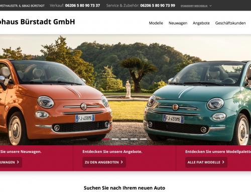 Autohaus Fiat – Abarth – Lancia
