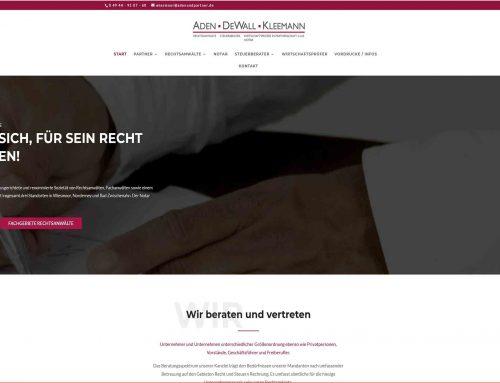 Aden De Wall Kleemann