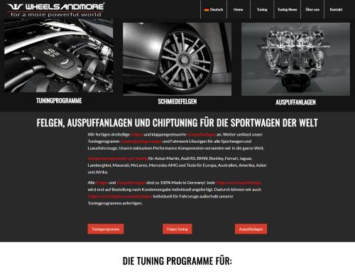 Wheelsandmore GmbH